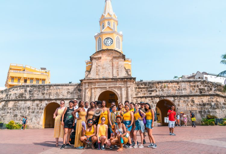 Envision Academy's Journey to Colombia