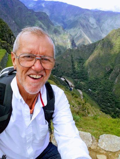 Donor Spotlight: David Bishop