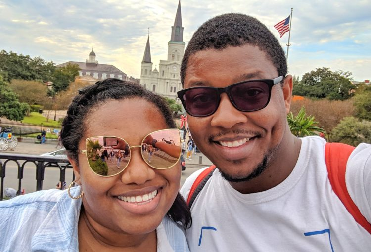 Donor Spotlight: Selena and Kamau from The City & Beyond